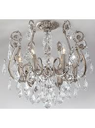 Flush Mount Mini Chandelier Chandeliers Now Up To 55 Stylight