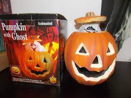 airblown halloween animated pumpkin with ghost gemmy wiki fandom powered by wikia
