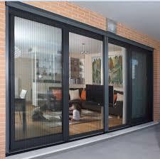 retractable pleated screen systems panda windows u0026 doors