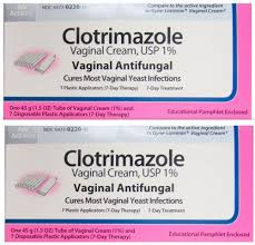 activis clotrimazole 7 vaginal cream 45g yeast infection 2 pack