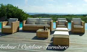 At Home Patio Furniture Resin Or Natural Wicker Furniture