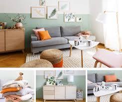 hellgraues sofa graues sofa im skandi look einrichten und wohnen