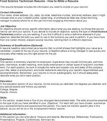 Headline Resume Examples by Science Resume Template Computer Science Resume Sample You Have