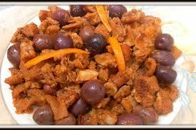 cuisine facile marocaine recette de tripes de mouton à la marocaine la recette facile