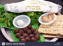seder plate ingredients up of passover seder plate with the seventh symbolic item