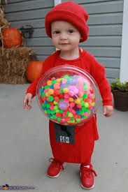 Newborn Baby Costumes Halloween 25 Gumball Costume Ideas Gumball Machine