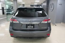 lexus canada number 2014 lexus rx 350 awd premium 32 995 québec boulevard lexus