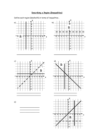 inequality graphs by owen134866 teaching resources tes