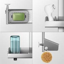 Shower Accessories Bath U0026 Shower Bath Caddy Target Simplehuman Shower Caddy