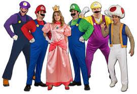 mario costumes walyou