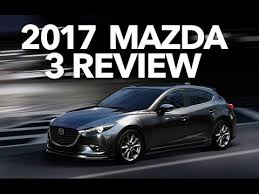 2017 mazda 3 full review crazy headlights and road test youtube