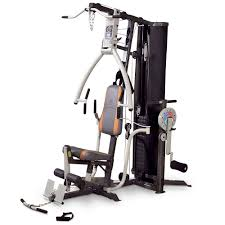 the marcy mp3500 platinum home multi gym with thigh trainer