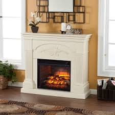 muskoka 42 in wall mount electric fireplace in zinc 310 42 45