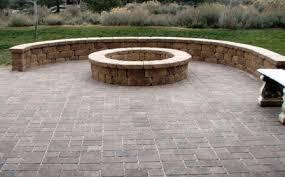 How To Clean Colored Concrete Patio Concrete Paver Cleaner Staining Concrete Pavers Paver Stain