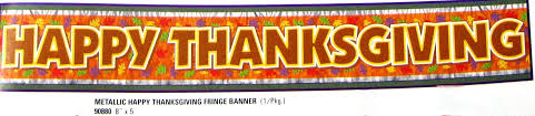 thanksgiving banner the worley gig