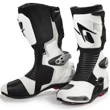 sport bike motorcycle boots spyke totem 2 0 motorcycle boots sports race bike vented track