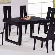 dining room simple black dining room furniture sets with fruits