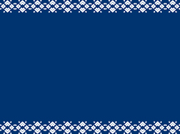 blue frame border for powerpoint templates ppt backgrounds