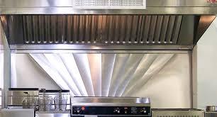 hotte cuisine pro hotte cuisine professionnelle sans extraction avec moteur newsindo co