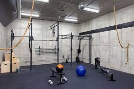 Home Gym Decor Ideas 12 Home Gyms For The Modern Home Industrial Closet Gym And