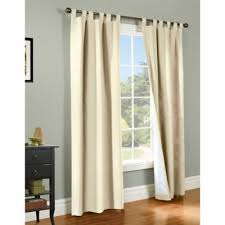 Tab Top Button Curtains Buy Insulated Curtains From Bed Bath U0026 Beyond