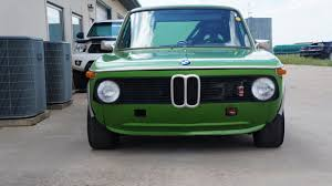 bmw 2002 race car new engine