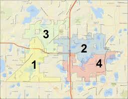 Greater Orlando Area Map by Altamonte Springs Fl Official Website