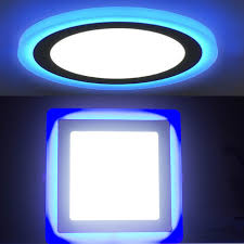 t 3w 6w 12w 18w color white blue led lights