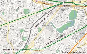 Mbta Map Boston by Thoughts On The Blue Line Back Bay Bypass U2013 Vanshnookenraggen