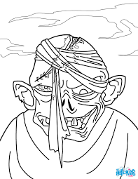 Halloween Coloring Pages Printable by Halloween Coloring Pages Zombie Olegandreev Me