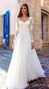 best 25 lace longsleeve wedding dress ideas on pinterest