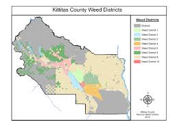 District Maps Of Jurisdiction Washington by Kittitas County Noxious Weed Control Board Staff