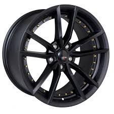 matte black s409 matte black w gold rivets option lab wheels
