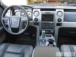 Ford Raptor Truck Wraps - roush ford raptor interior cars