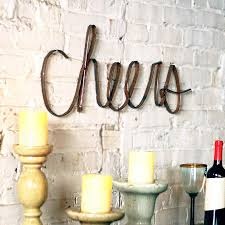 wall decor at cece and me cece me home and gifts scrap iron cheers wall decor cece me home and gifts