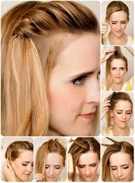 Hochsteckfrisurenen Selber Machen Lange Haare by Best 25 Einfache Frisuren Lange Haare Ideas On