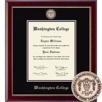 college diploma frame diploma frames washington college bookstore