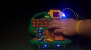 circuit bent alphabit s letters n lights