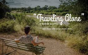 how to travel alone images Want to travel solo try it here 39 s a list of 10 benefits on why jpg