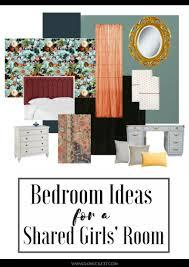 bedroom ideas for a shared girls u0027 room domicile 37