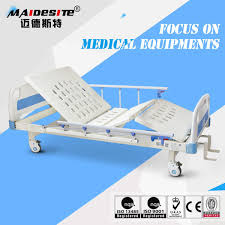 rotating hospital bed double cranks rotating hospital bed for paralyzed patients easy