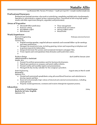 Secretary Resume Examples by 10 Examples Of Job Resumes Resume Reference