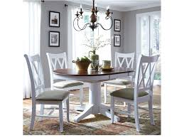 5 Piece Dining Sets John Thomas Select Dining 5 Piece Dining Set With Double X Back