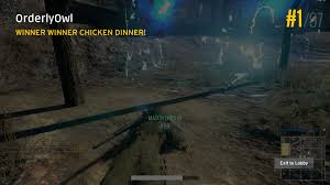 pubg ghillie suit my first win i hid like a coward with my ghillie suit