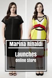 plus size designer marina rinaldi launches online store