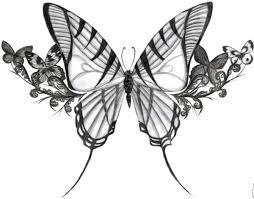 butterfly designs for tattoos butterfly design by