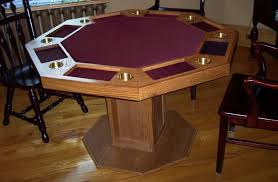 Game Table Plans Pdf Octagon Card Table Plans