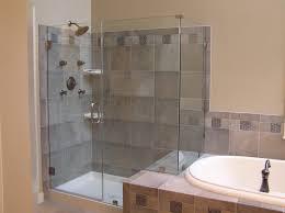 Redoing Bathroom Shower Home Designs Remodeled Bathrooms Shower Remodel