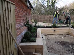 New Garden Ideas Challenges Of A New Build Garden In Sussex The De Yong