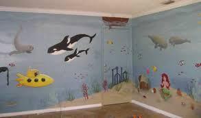 tropical reef murals children u0027s murals in palm beach county